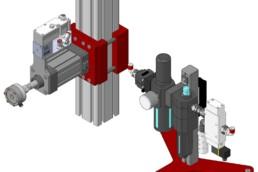 Kit attuatore pneumatico - Litem