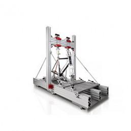 Pneumatic modular testing frame BYC100