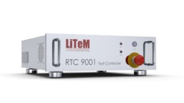 Real time test controller rtc 9001