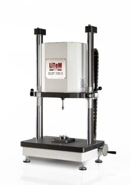 Sistema di test elettrodinamico Eldy